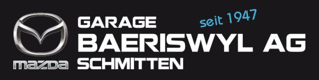 Logo Garage Baeriswyl AG